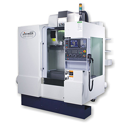 High speed vertical machining center DM 600