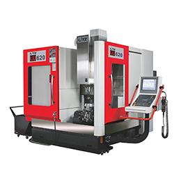 5 Axes machining Center LU 620