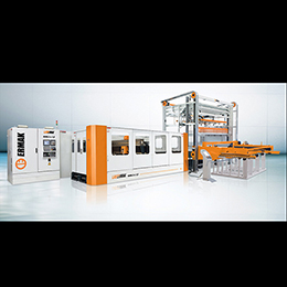 Fiber Laser Cutting Machine Lasermak CO2