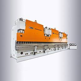 Heavy Duty Synchronized Press Brake CNC THAP