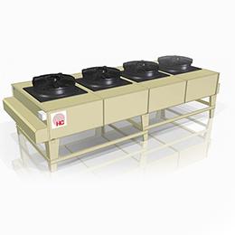 hcv-800-hch-800 air cooled condenser
