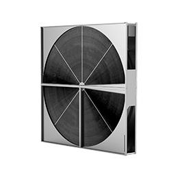 Model e - rotating heat exchangers