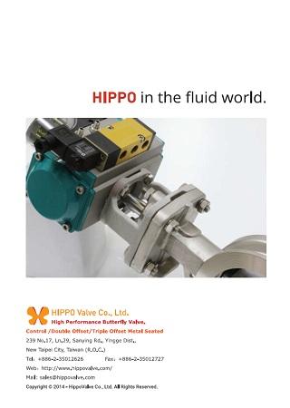 HIPPO Valve V Type