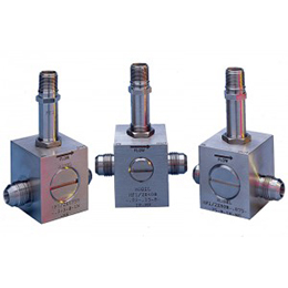 mf series turbine flowmeters for liquids