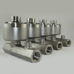 subsea turbine flowmeters