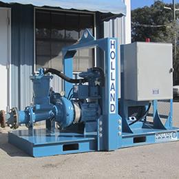holland electric driven pumps