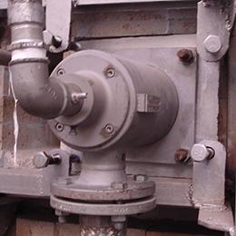 cold air casing burner ccb