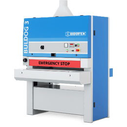 BULLDOG 3 650 WIDE BELT SANDER