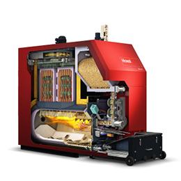 biolyt-100-160 wood pellet boiler