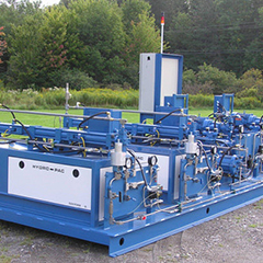 GAS COMPRESSOR SYSTEMS