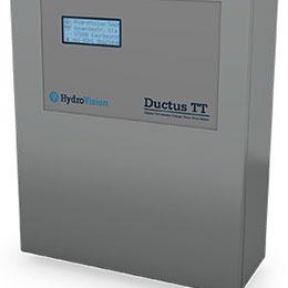ductus tt ultrasonic multipath flowmeter