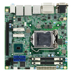 Embedded Mini-ITX Motherboard