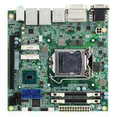 Embedded Mini-ITX Motherboard