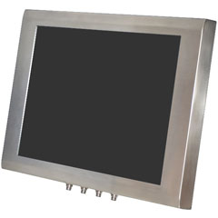 Waterproof & Stainless Steel Panel PCs
