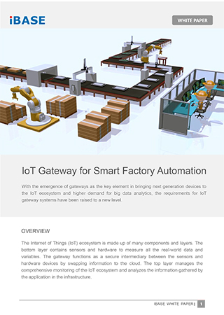 IoT Gateway for Smart Factory Automation