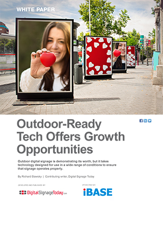 Outdoor Ready Tech Offers Growth Opportunities