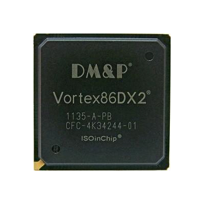 System On Chip Vortex86DX2