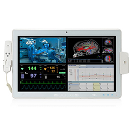 "24"" Medical Panel PC with Hot-Swappable Battery"