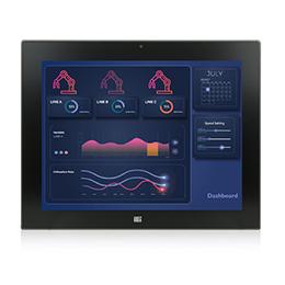 Industrial Panel PC With Waterproof & Fanless Design