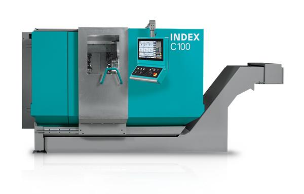C100 Production turning machine