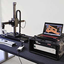 M3 Portable metrology system
