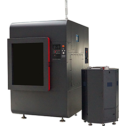 5-Axis AM CAM-DED Machine-for multi-material