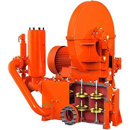 pump type bdv-bdhv