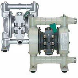 air-operated double diaphragm pumps-ndp-20 series