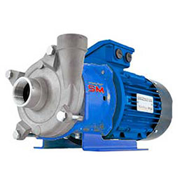 chemical pumps in stainless steel-mag series