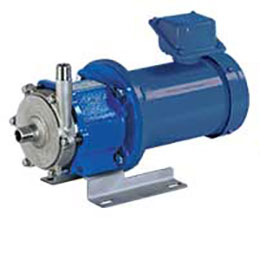 chemical pumps in stainless steel-mmp series