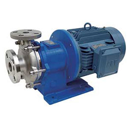 chemical pumps in stainless steel-mp series