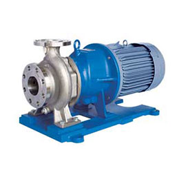 chemical pumps in stainless steel-mtfo series
