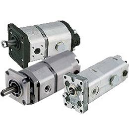 high-low multiple gear pumps