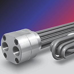 oil-water heat exchanger esk series
