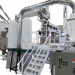 laser sort system