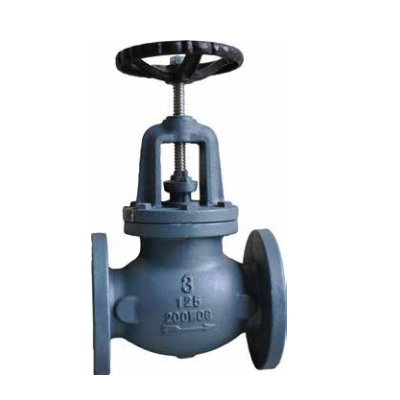 Cast iron and cast steel globe valves PH201E