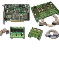 PC Based Control Card