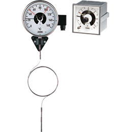 contact dial thermometer-60-8425