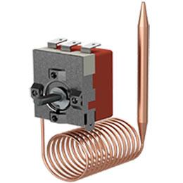 jumo heattherm p100 - panel-mounted thermostat