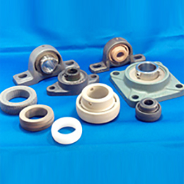 Pillow blocks-bearing units