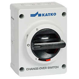 CHANGE-OVER SWITCHES 16-160A