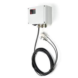KATflow 100-Standard Clamp-On Ultrasonic Transmitter