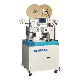 kw-minic-ii-a fully automatic terminal crimping machine