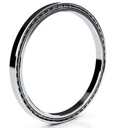Reali-Slim stainless steel bearings