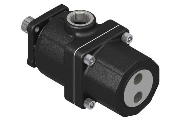 Twin Flow Hydraulic Pump