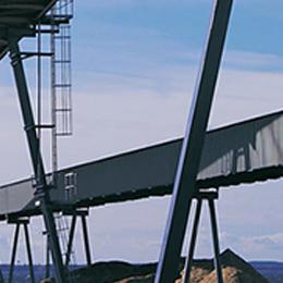 Conveyor bridges