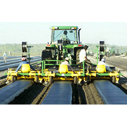High Speed Plastic Mulch Layer