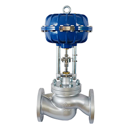 High Performance Globe Control Valve
