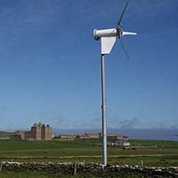 KW6 Wind Turbine