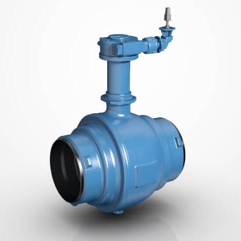 klinger ball valve KHI